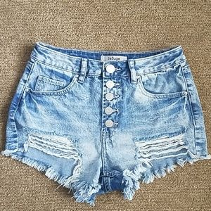 Charlotte Russe High Waisted Shorts